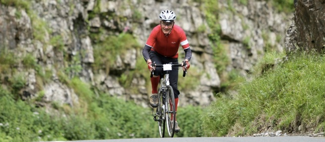 Cycling, Cheddar Gorge