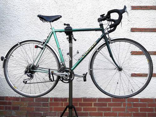 Ron Cooper bike