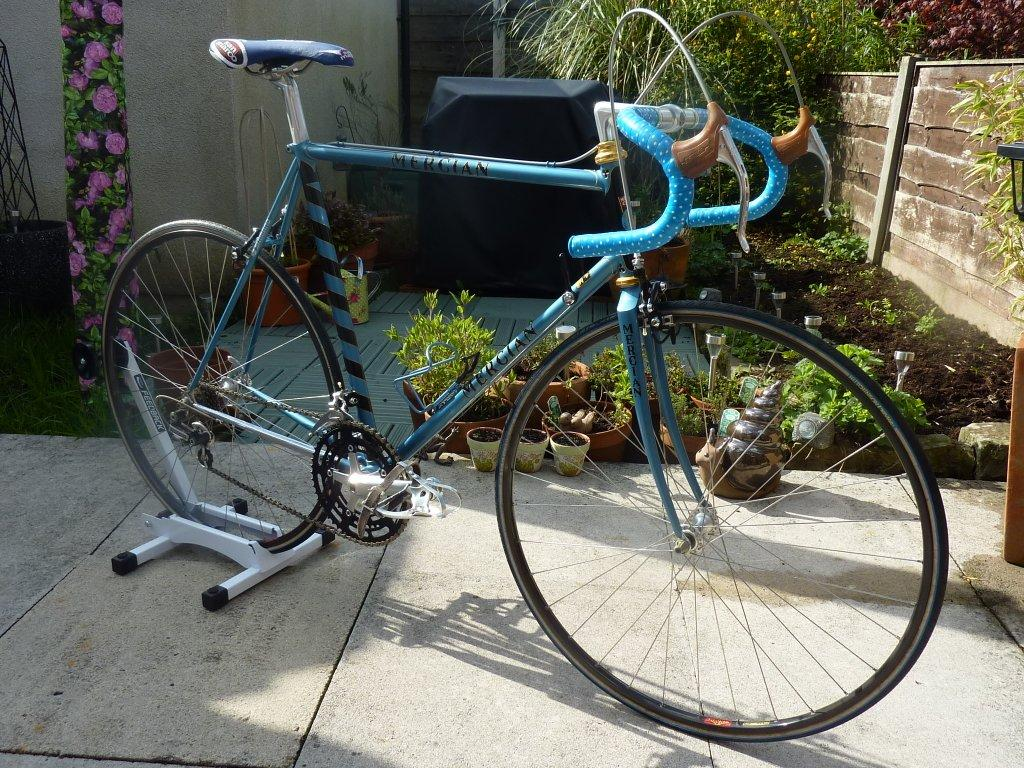 What to do with a 'perfect' vintage bike?