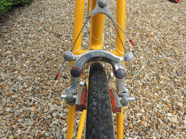 Paris Galibier Mafac Dual Forge brakes
